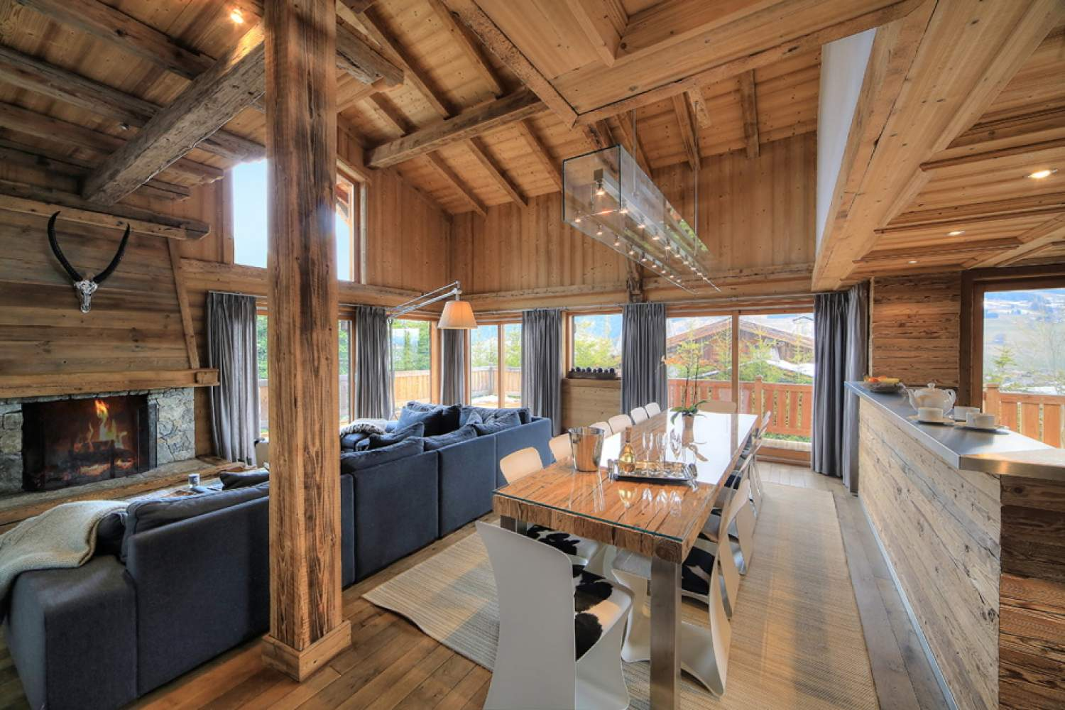 MEGEVE  - Private chalet 6 Bedrooms - picture 3